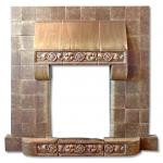 Edwardian fireplace insert